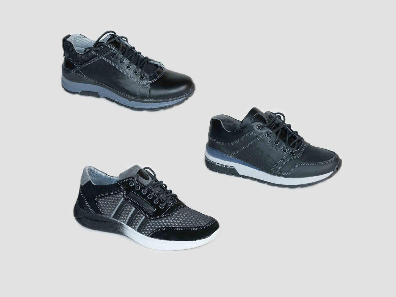 Ортопедические кроссовки мужчин