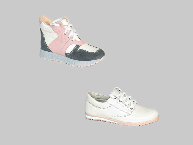 Ортопедические кроссовки женщин