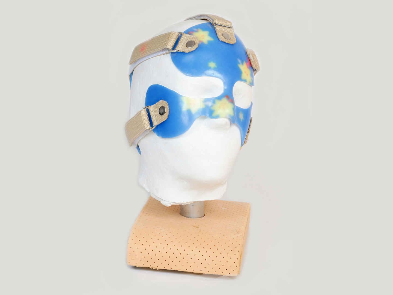 Маска-ортез для лица