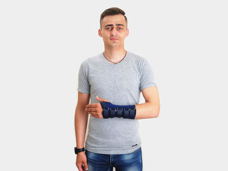 Ортез на кистевой сустав (шина)