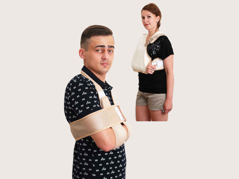 Ортезы на плечо и предплечье